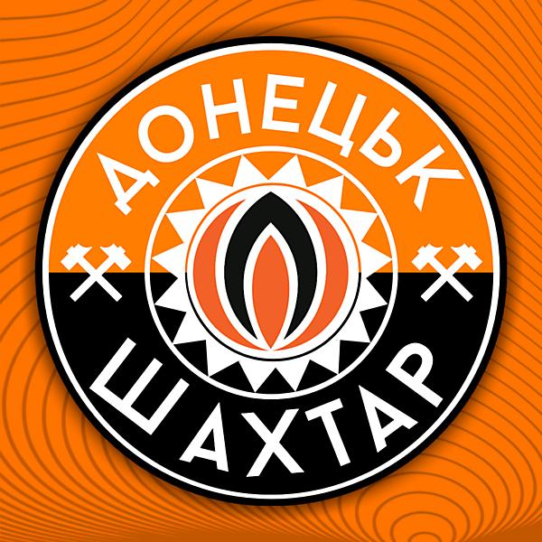 Shakhtar Donetsk Crest Redesign