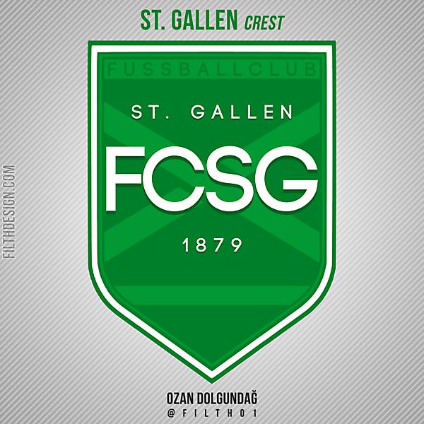 St. Gallen Crest