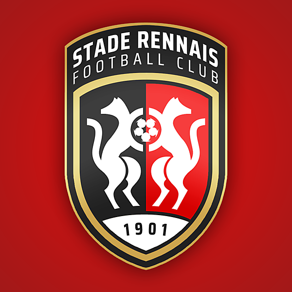 Stade Rennais | Crest Redesign