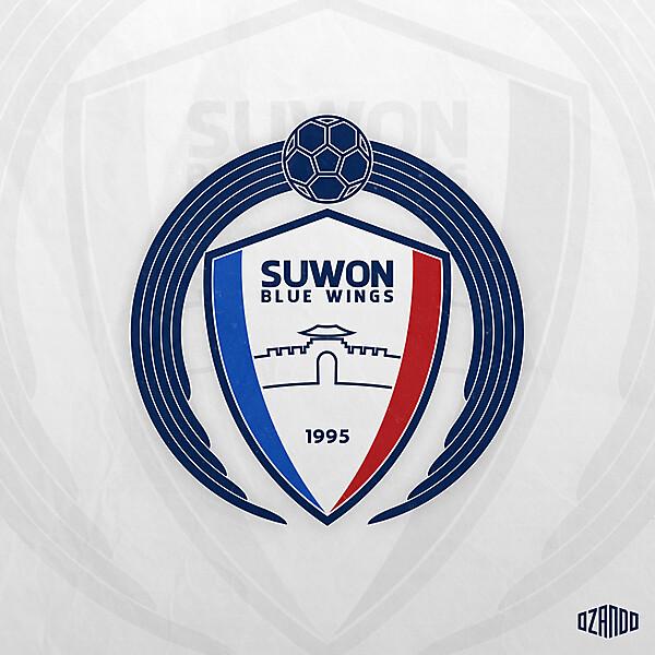 Suwon Bluewings   Crest @ozandod