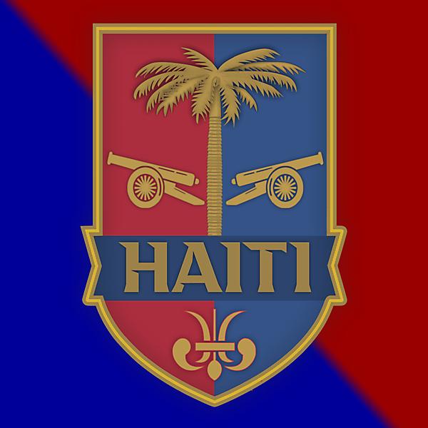 TEAM HAITI REBRAND