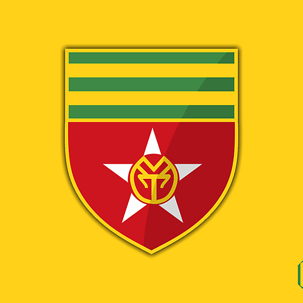Togo Crest Redesign