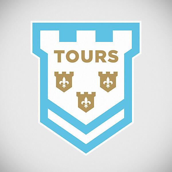 Tours crest