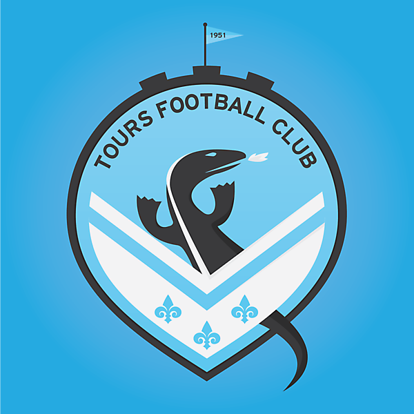 Tours FC crest