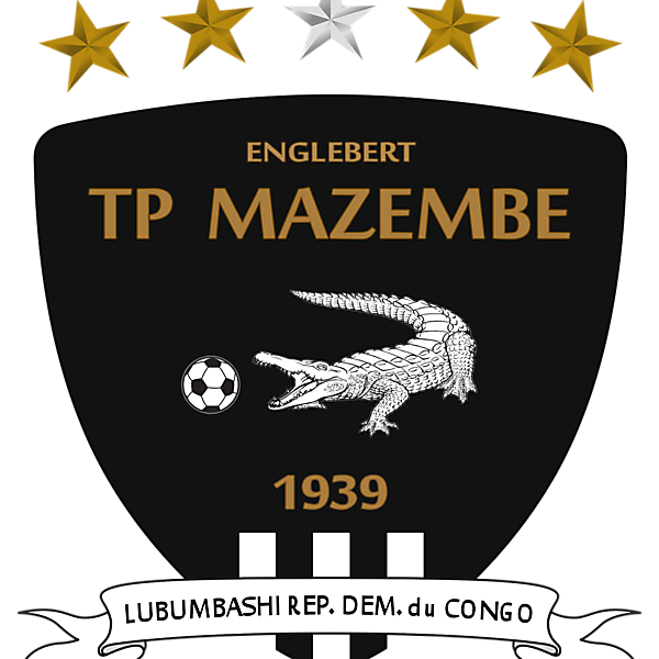 TP Mazembe - Redesign