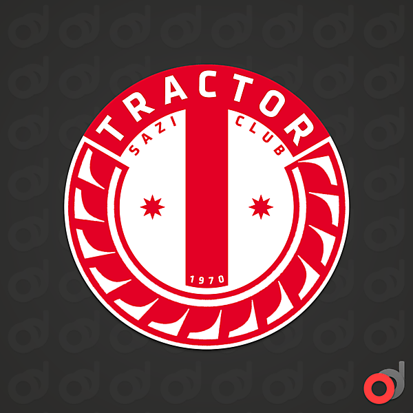 Tractor Sazi FC | Crest