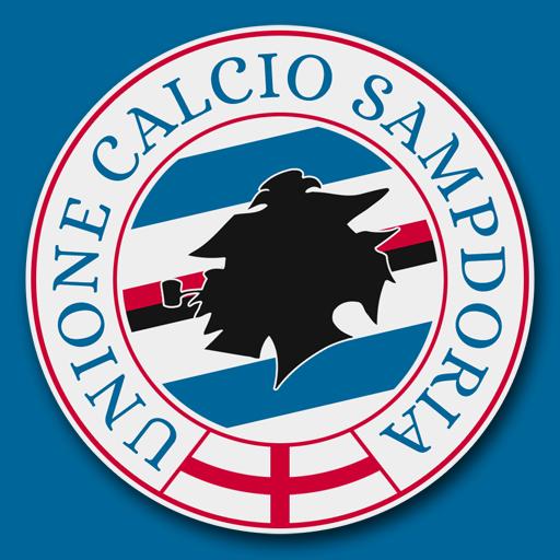 U. C. Sampdoria Crest Redesign