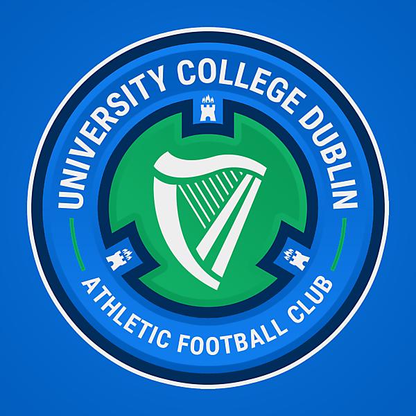 UC Dublin | Crest Redesign