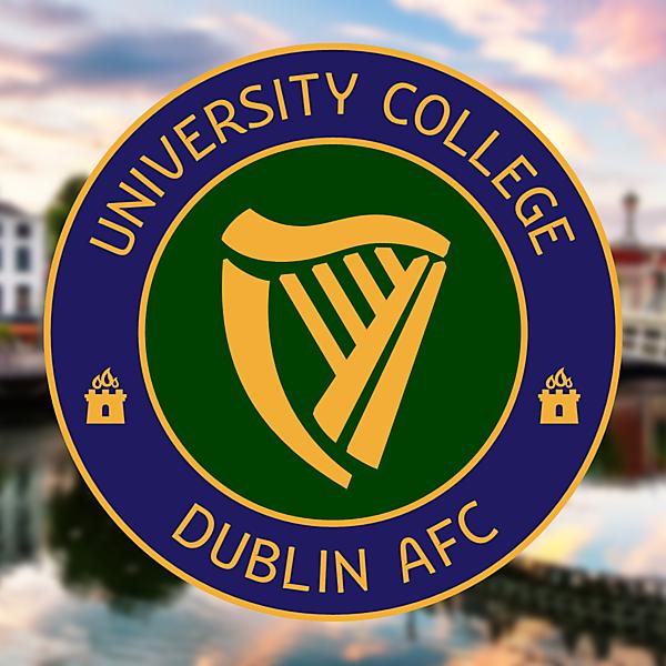 UCD Dublin by PentaDraw Ukraine
