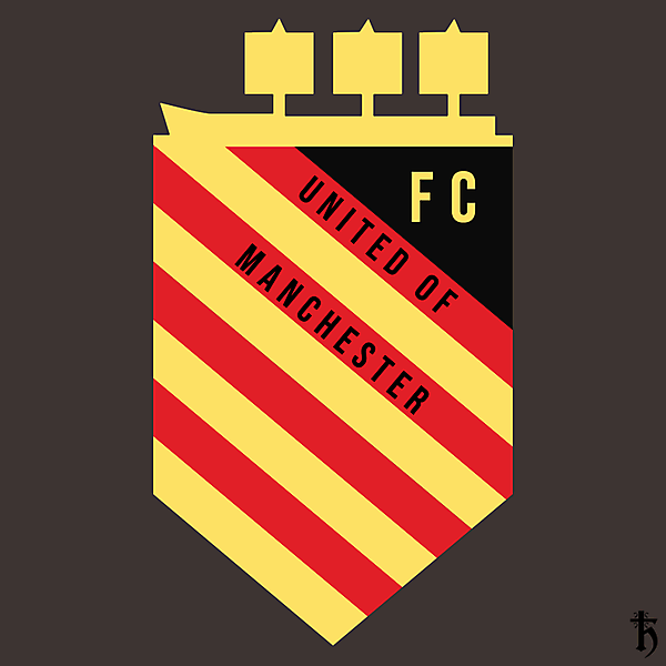 United of Manchester - redesign