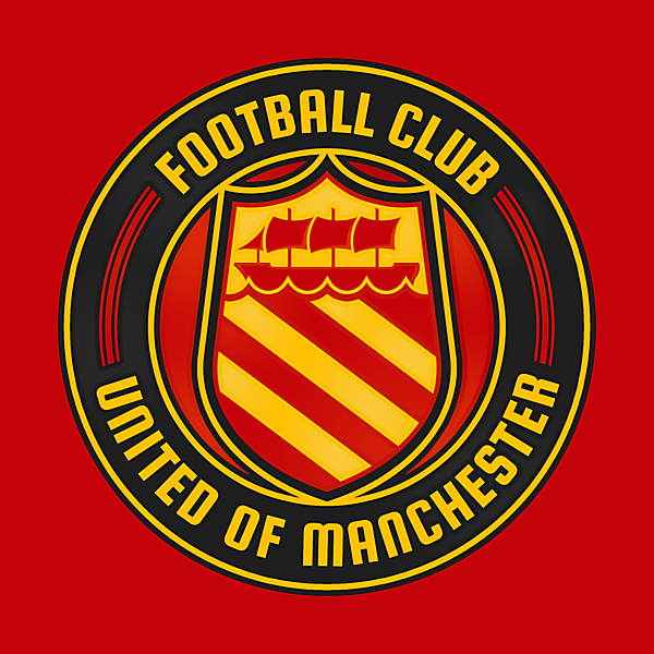 United of Manchester | Crest Redesign
