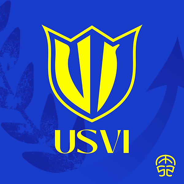 US VIRGIN ISLANDS JERSEY LOGO