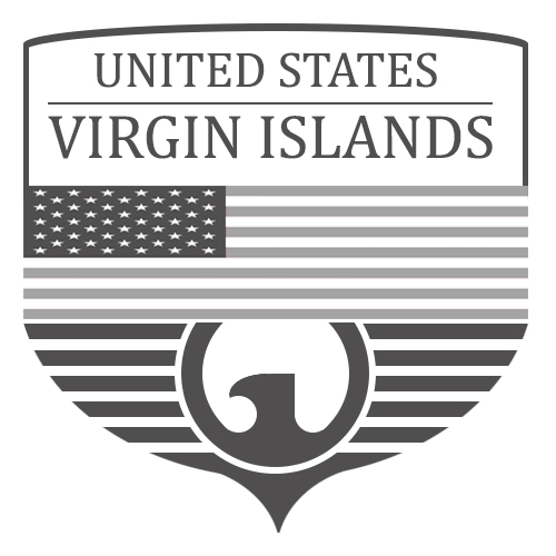 US Virgin Islands logo | PFLO94