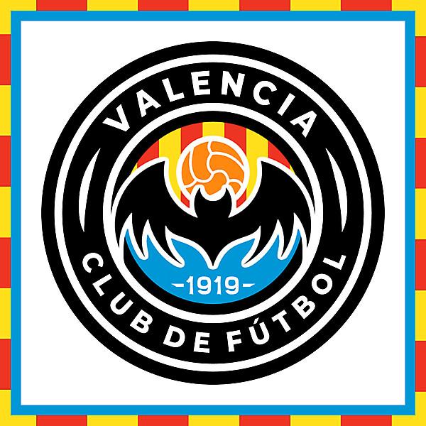 Valencia CF - Redesign
