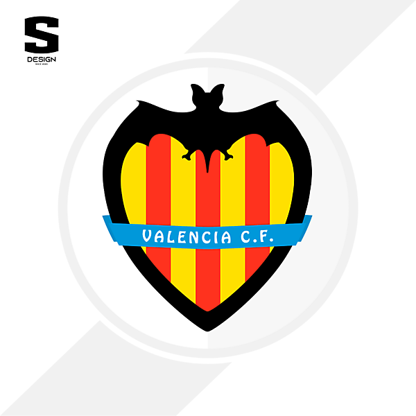Valencia C.F.   Redesign