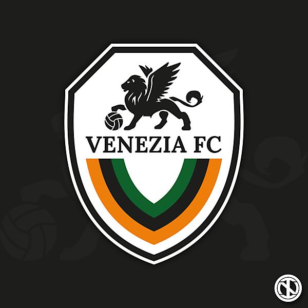 Venezia FC | Crest Redesign Concept