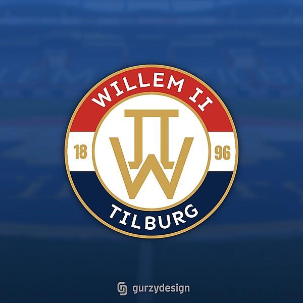 Willem II | Crest Redesign