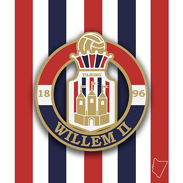Willem II Redesign - Riddesign