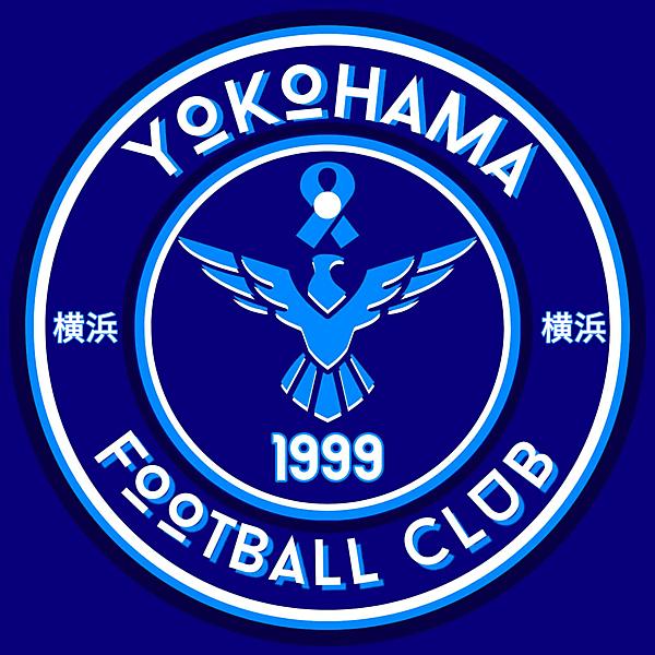 Yokohama Fc Crest Redesign