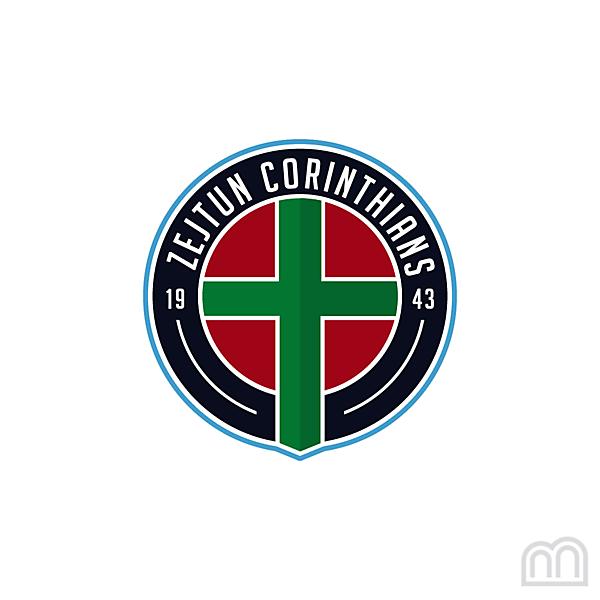 Zejtun Corinthians Crest Redesign