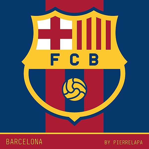 FC Barcelona - redesign