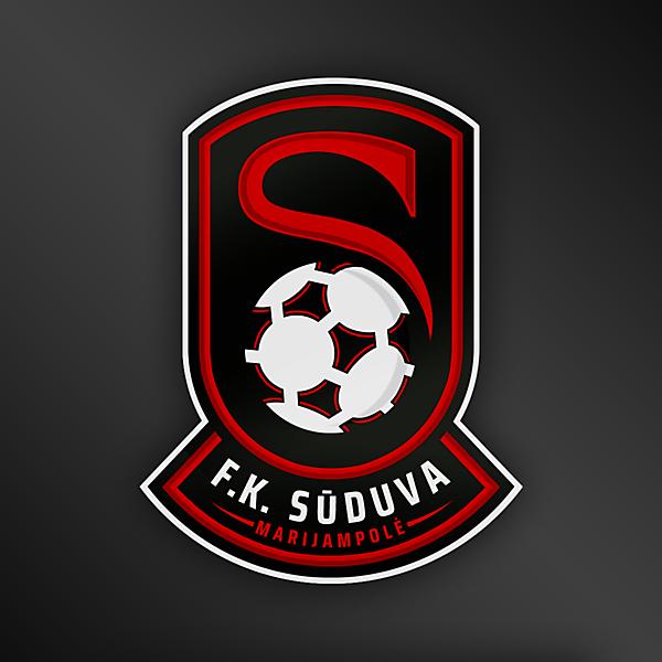 FK Sūduva | Crest redesign