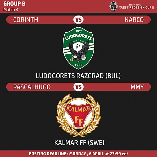 Group B - Match 4