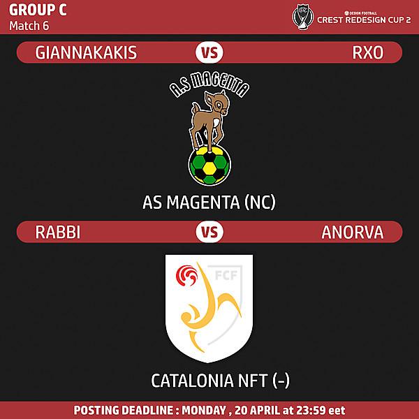 Group C - Match 6