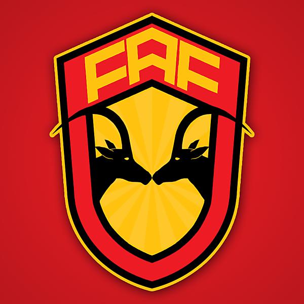 Angola Crest Redesign