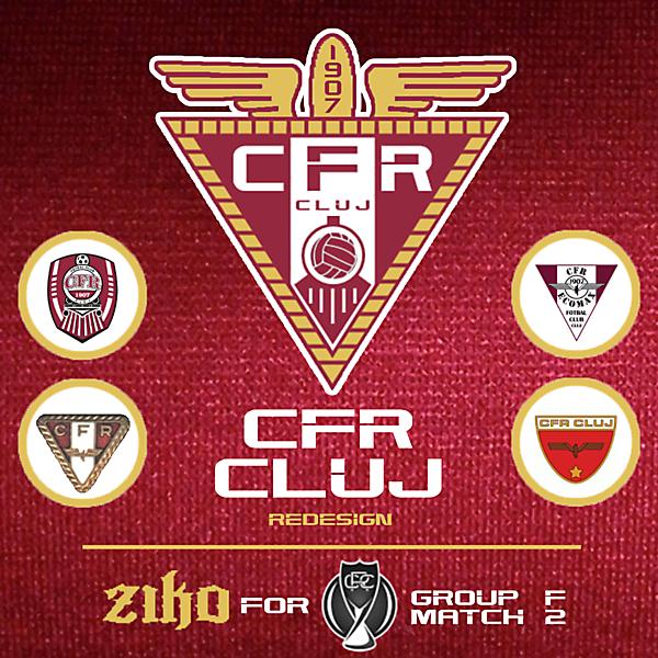 CFR Cluj (CRC - Group F - Match 2)