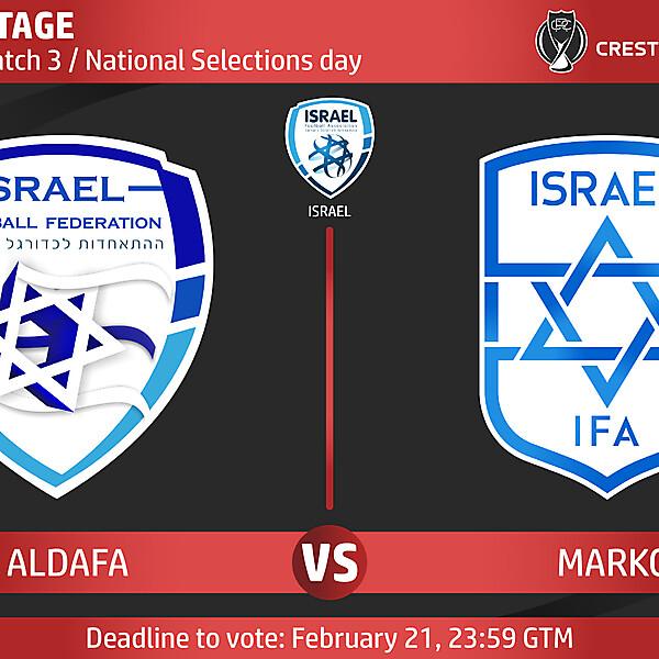 [VOTING] Group F - Match 3