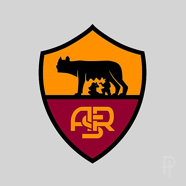 AS Roma - Rebrand