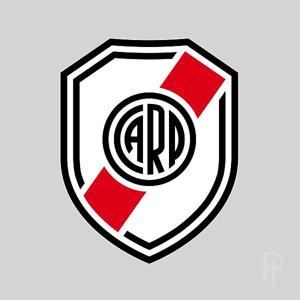 CA River Plate - Rebrand