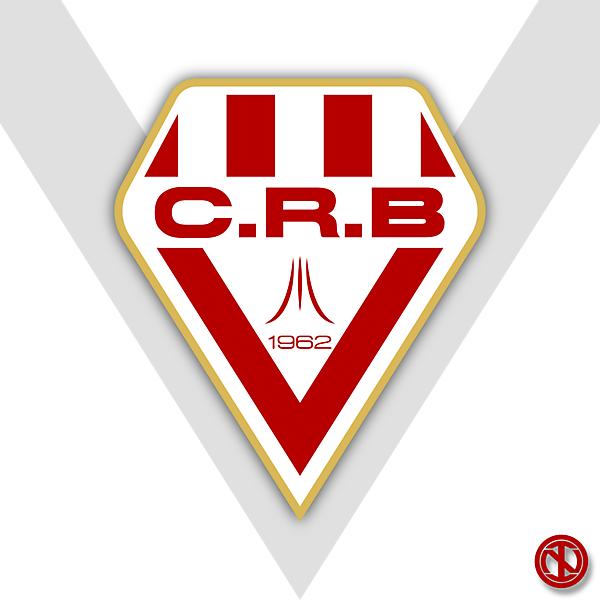 CD Belouizdad | Crest Redesign Concept