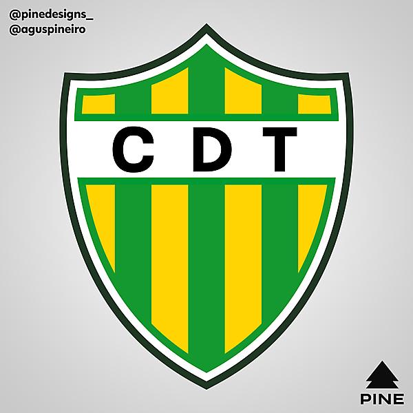 CD Tondela Logo Redesign