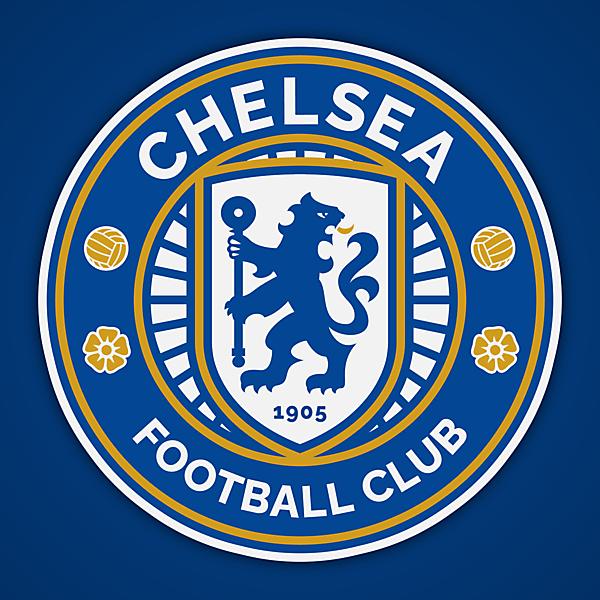 Chelsea FC | Crest Redesign