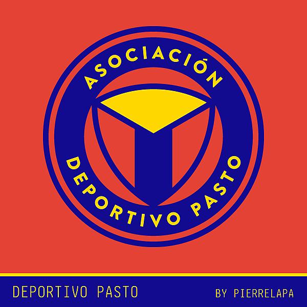 Deportivo Pasto - crest redesign