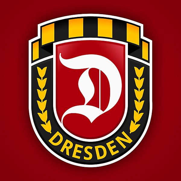 Dynamo Dresden | Crest Redesign