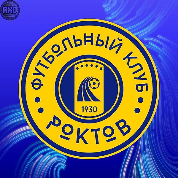 Fk Rostov Crest Redesign