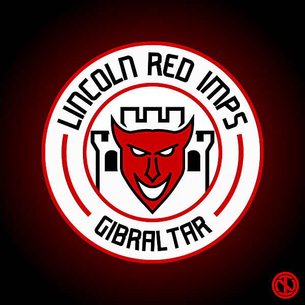 Lincoln Red Imps | Crest Redesign Concept