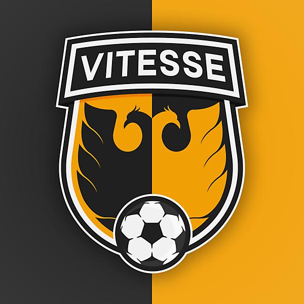 SBV Vitesse | Crest Redesign