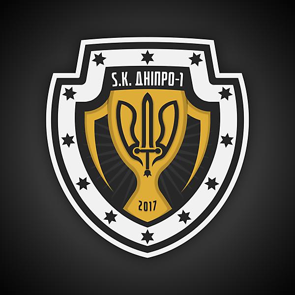 SK Dinpro-1 | Crest Redesign