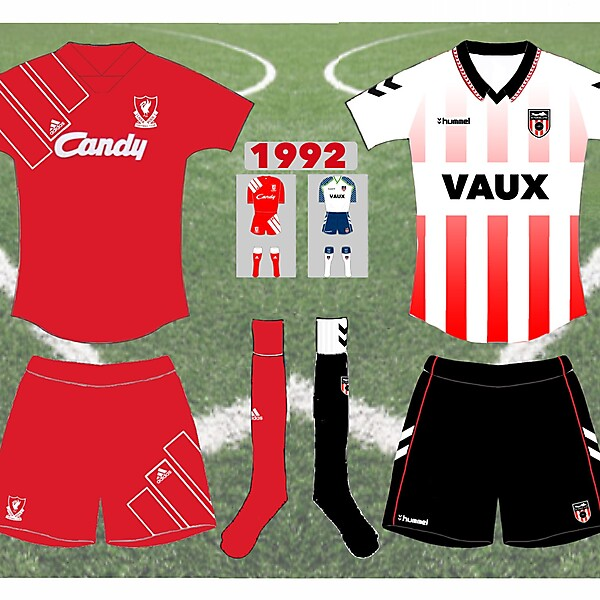 Cup Final Kit Compromise Competition (closed)