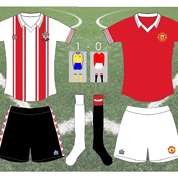 Southampton v  Manchester Utd