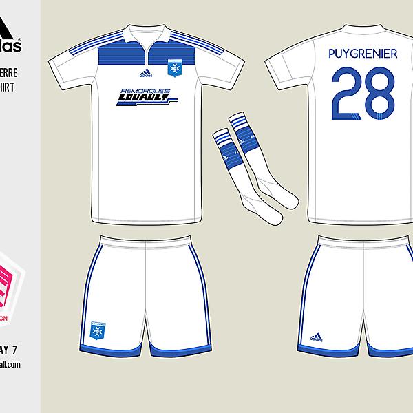 AJ Auxerre - Crimson League - Matchday 7