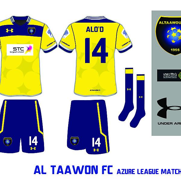 Al Taawon- Azure League Matchday 3