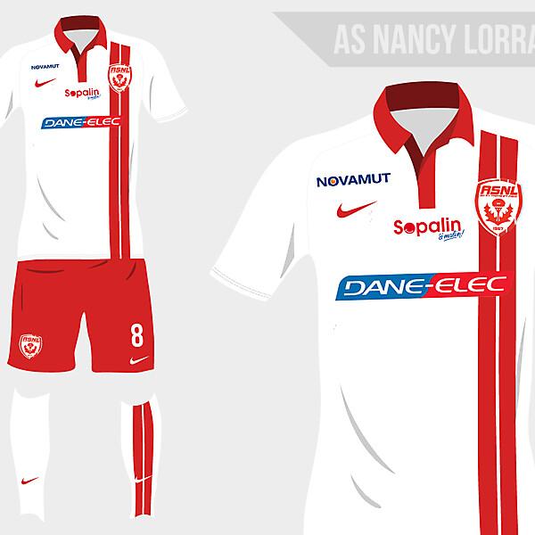 AS Nancy Lorraine, Matchday 7 - Crimson League