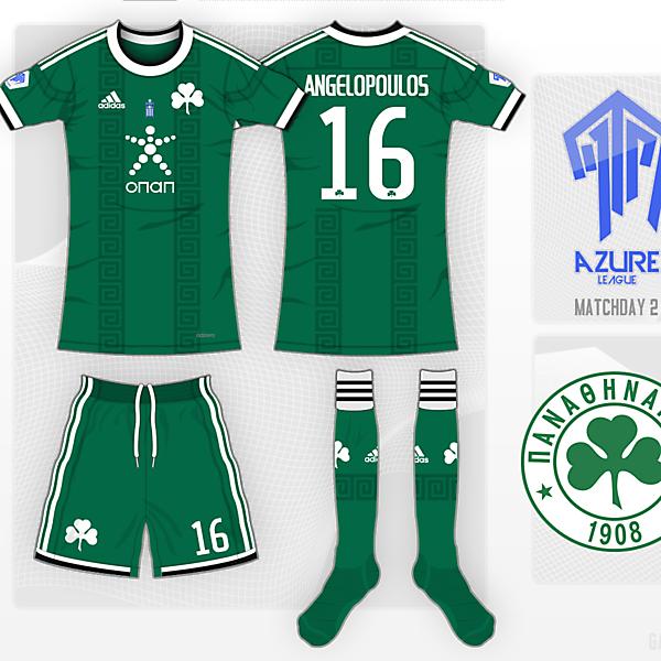 Design Football League [CLOSED]