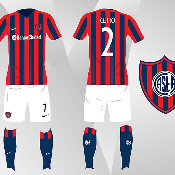 Club Atlético San Lorenzo de Almagro, Matchday 10 - Crimson League