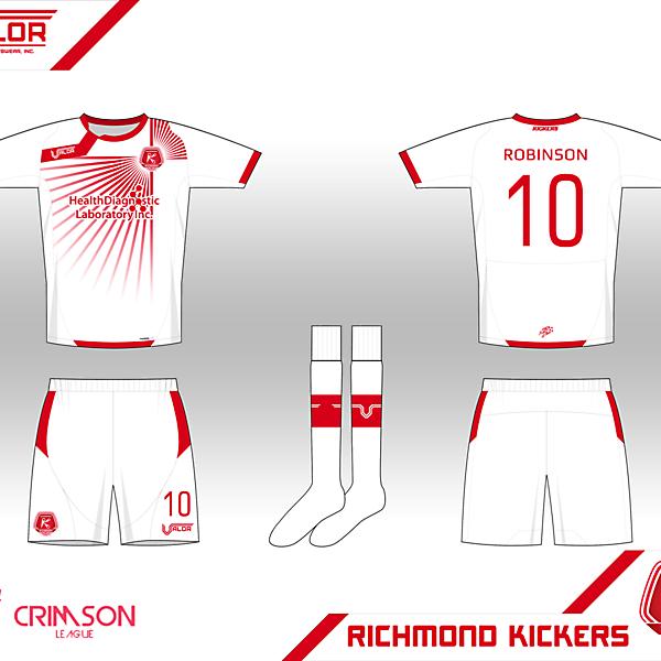 [Crimson League] Matchday 8 - Richmond Kickers